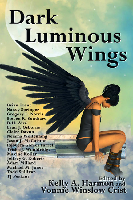 Dark Luminous Wings, an Anthology of Many Writers